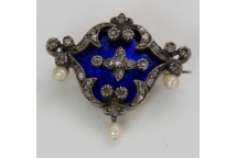 Beautiful Georgian Brooch