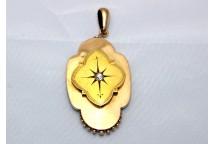 Gold locket