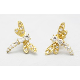 Firefly Diamond Earrings