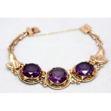 Corundum set Bracelet