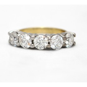 Fine Stone Diamond Ring