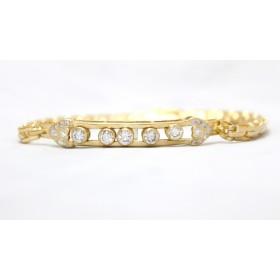 Happy Diamond Style Bracelet