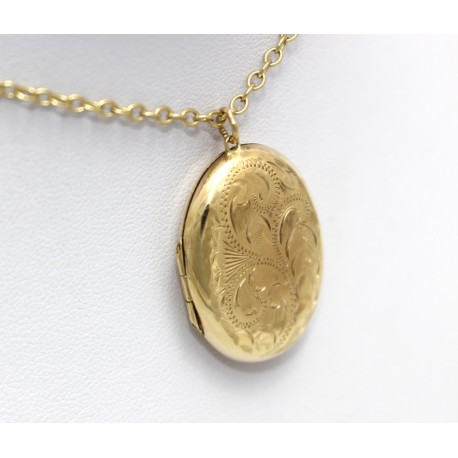 jewelry necklaces for condition at id fr antique l in engraved poitiers locket pendant excellent gold j sale lockets french