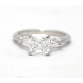 Fancy Cut Diamond Ring