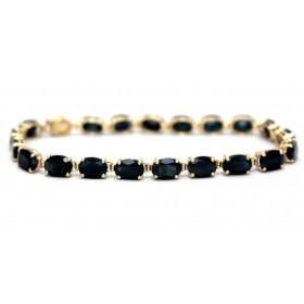 Sapphire Bracelet