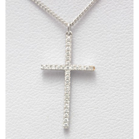 Diamond set Cross