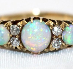 October Birthstone part 1 - Opal
