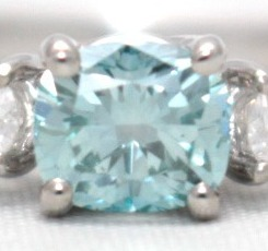 Blue diamond range